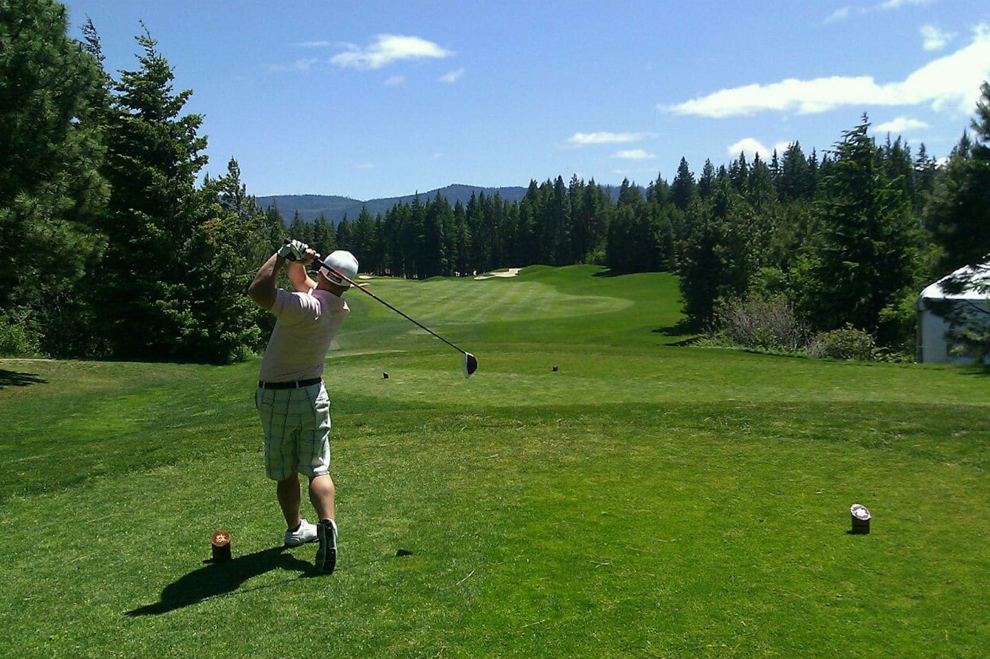 golfing on fathers day weekend in tahoe