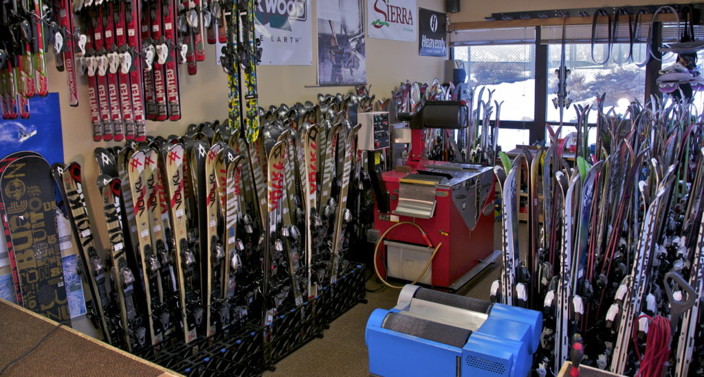 The Ridge Resort Ski Shop
